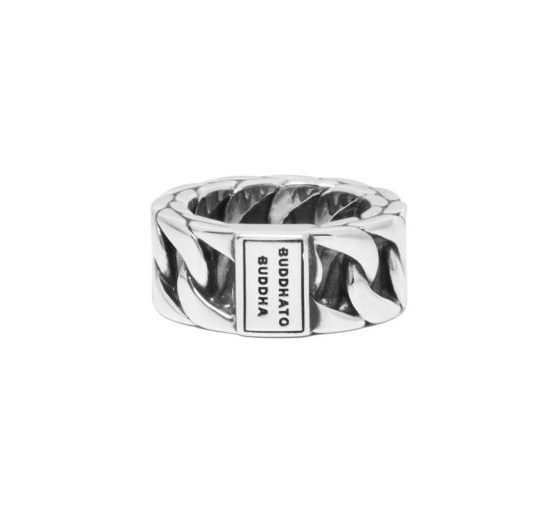 Buddha to Buddha ring Esther dames en heren 925 sterling zilver Farfalla Rotterdam