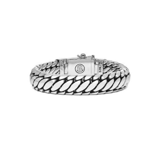Buddha to Buddha armband Ben Medium dames en heren 925 sterling collectie Farfalla Rotterdam