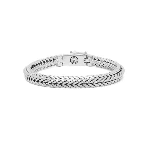 Buddha to Buddha armband Nurul XS dames 925 sterling zilver Farfalla Rotterdam