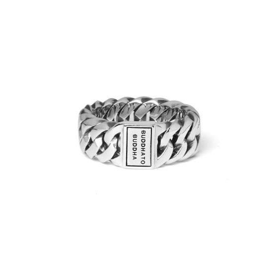 Buddha to Buddha Chain small ring dames en heren 925 sterling zilver Farfalla Rotterdam