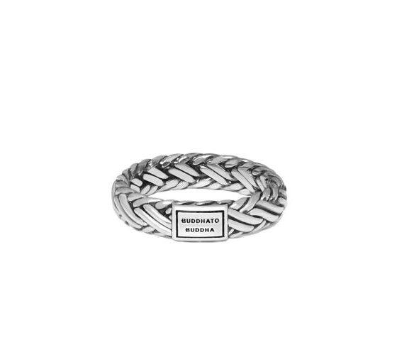 Buddha to Buddha ring Katja XS dames 925 sterling zilver Farfalla Rotterdam