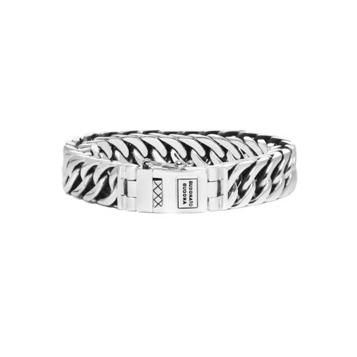 Buddha to Buddha armband Esther small dames en heren 925 sterling zilver Farfalla Rotterdam