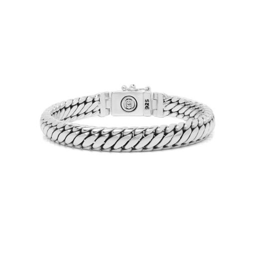 Buddha armband Ben XS dames en heren 925 sterling zilver Farfalla Rotterdam
