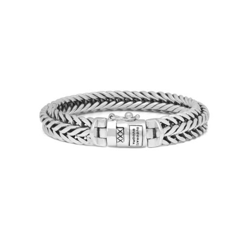 Buddha to Buddha armband Nurul dames en heren 925 sterling zilver Farfalla Rotterdam