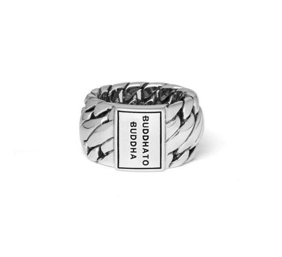Buddha to Buddha ring Ben dames en heren 925 sterling zilver collectie Farfalla Rotterdam