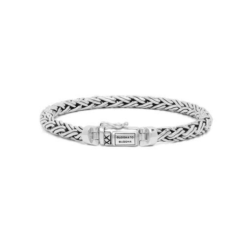 Buddha to Buddha armband Katja XS dames en heren 925 sterling zilver Farfalla Rotterdam