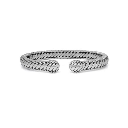 Buddha to Buddha armband Ben Torque dames en heren 925 sterling zilver collectie Farfalla Rotterdam
