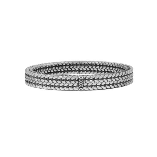 Buddha to Buddha manchet armband Julius dames en heren 925 sterling zilver Farfalla Rotterdam