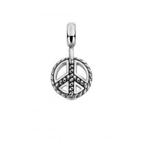 Buddha to Buddha inner peace pendant dames heren 925 sterling zilver Farfalla Rotterdam