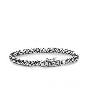 Buddha to Buddha armband XS collectie dames 925 sterling zilver Farfalla Rotterdam
