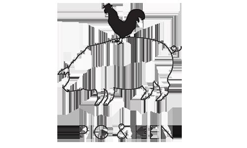 Pig & Hen Farfalla
