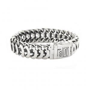 Buddha to Buddha armband dames heren 925 sterling zilver Farfalla Rotterdam