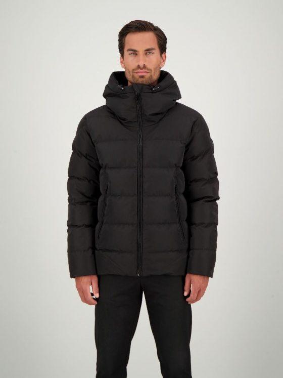 Airforce Robin jacket zwart heren wintercollectie Farfalla Rotterdam