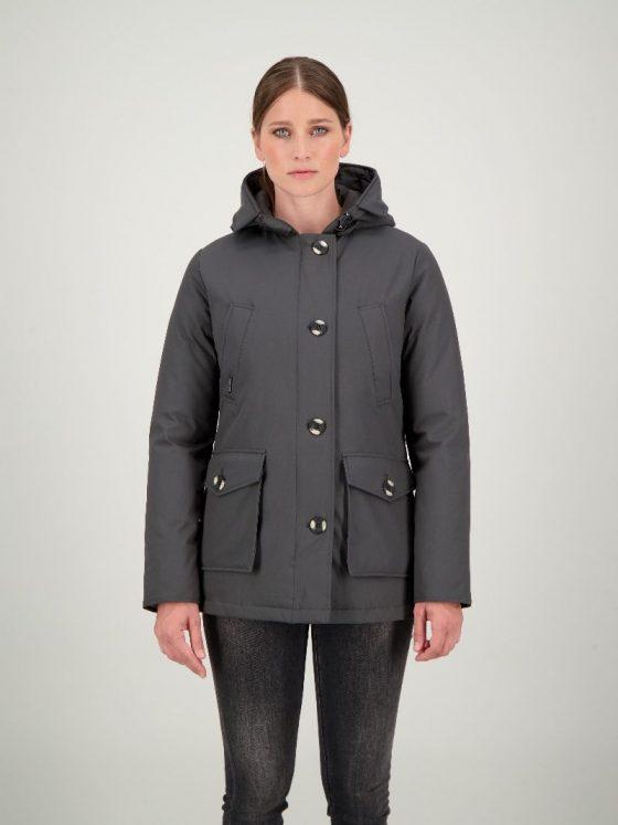 Airforce 4 pocket grijs dames wintercollectie Farfalla Rotterdam