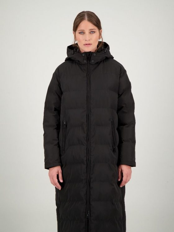 Airforce Grace jacket zwart dames wintercollectie Farfalla Rotterdam