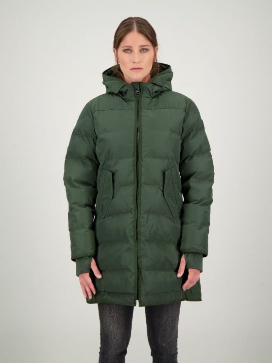 Airforce Jade jacket duffle bag dames wintercollectie Farfalla Rotterdam